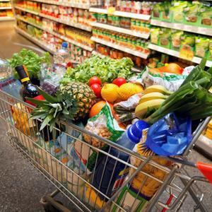 Магазины продуктов Дзержинского