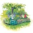 База отдыха Заимка - иконка «сад» в Дзержинском